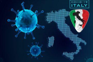 Italija, korona virus/Photo; Shutrestock