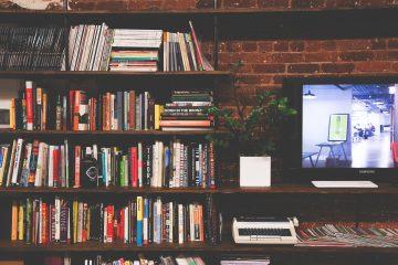 Biblioteka/Photo: Pixabay