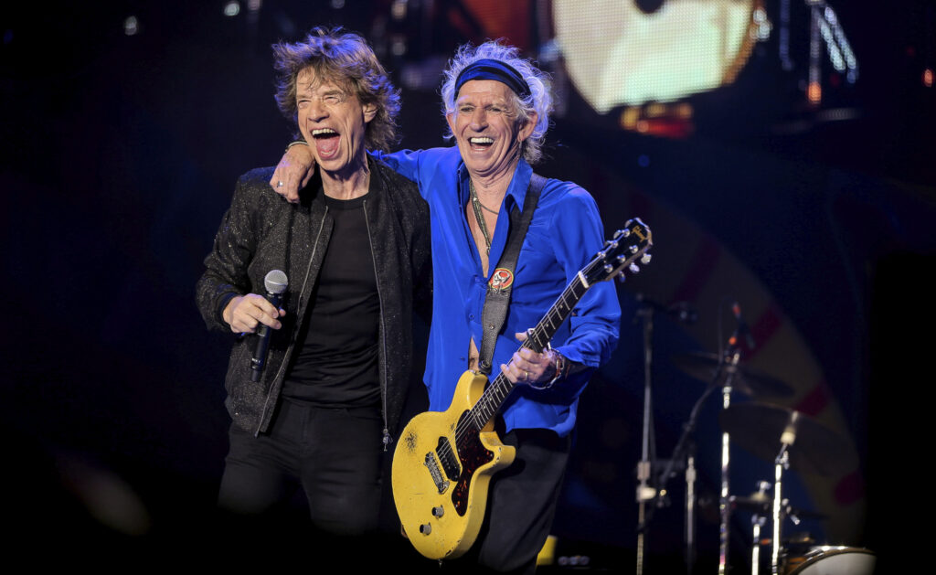 The Rolling Stones/Photo: Carlos Mulle/Universal