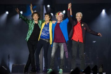 The Rolling Stones/Photo: Andrew Timms/Universal