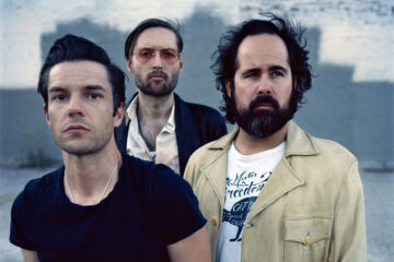 The Killers/Photo: facebook@Thekillers