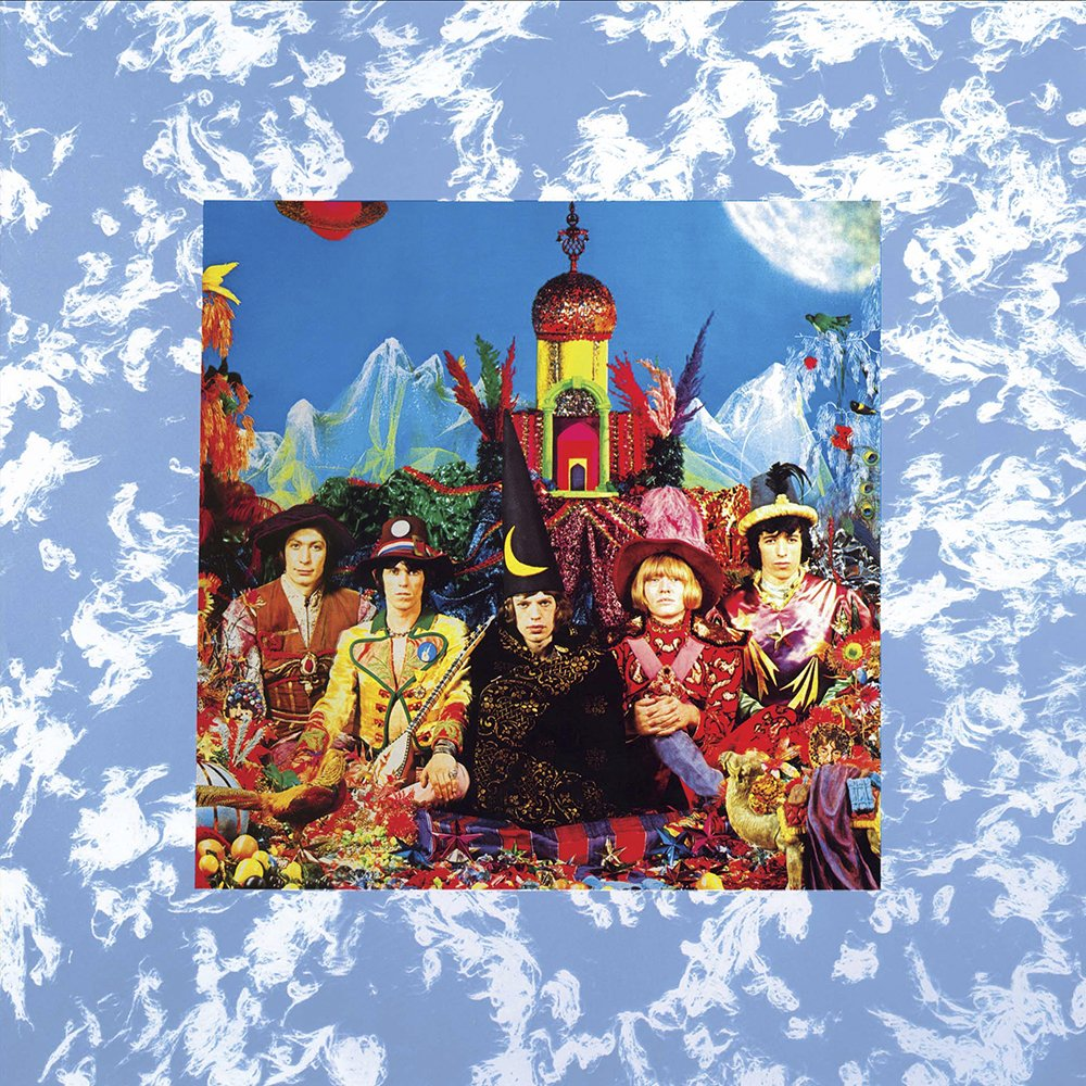 Their Satanic Majesties Request, cover