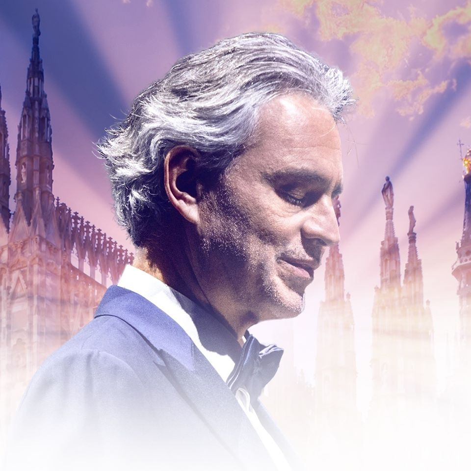 Andrea Bočeli/Photo: facebook@andreabocelli