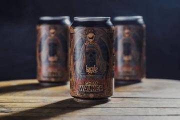 Lamb Of God beer, promo