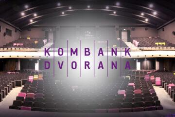 Photo: Promo (Kombank dvorana)