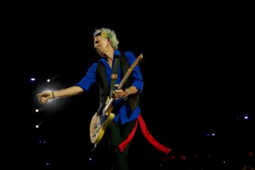 Kit Ričards/Photo: facebook@KeithRichards