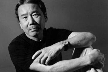 Haruki Murakami/Photo: facebook@Haruki Murakami
