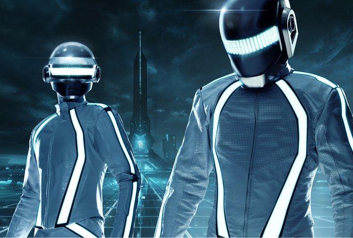 Daft Punk/Photo: facebook@daftpunk