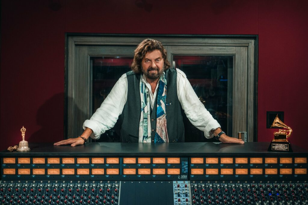 The Alan Parsons Project/Photo: facebook@TheAlanParsonsProject