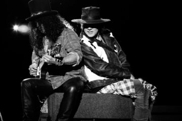 Guns N' Roses /Photo: facebook@gunsnroses