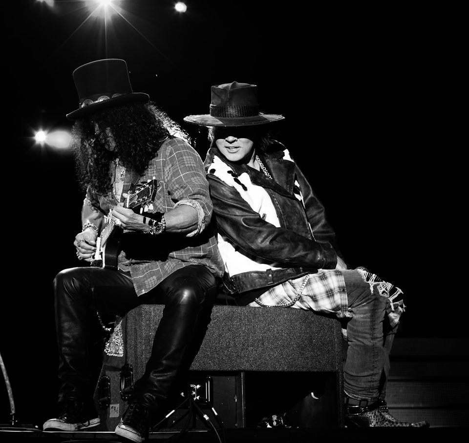 Guns N' Roses /Photo: facebook@gunsnroses