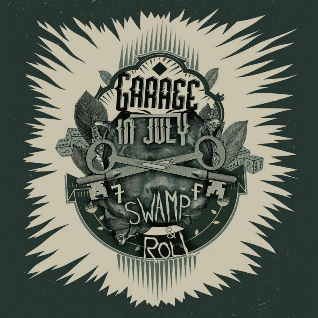 Garage in July (Cover by Antonio Mohenski)