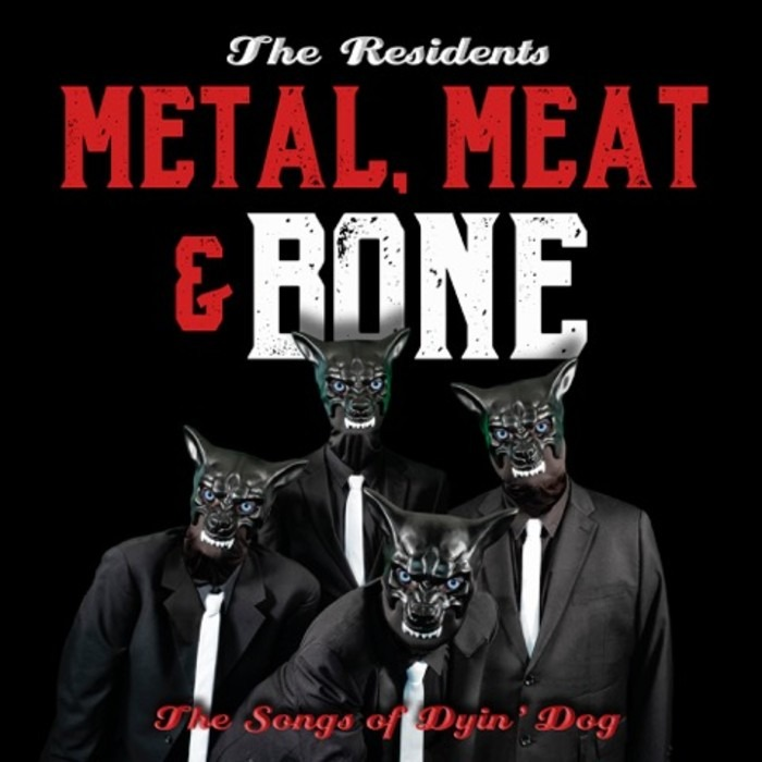 MetalMeatBone, cover