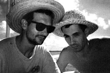 Milan Mladenović i Mitar Subotića Suba/Photo: wikipedia.org