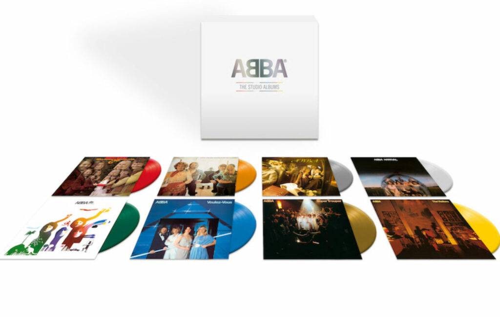 ABBA box-set/Photo: amazon.com