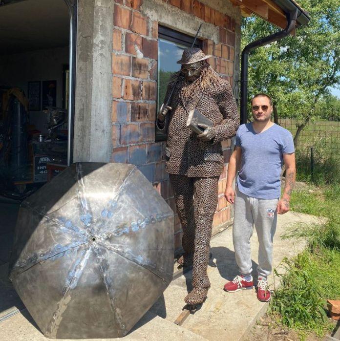 Spomenik Ra[i Popovu/Photo> gradnja.rs