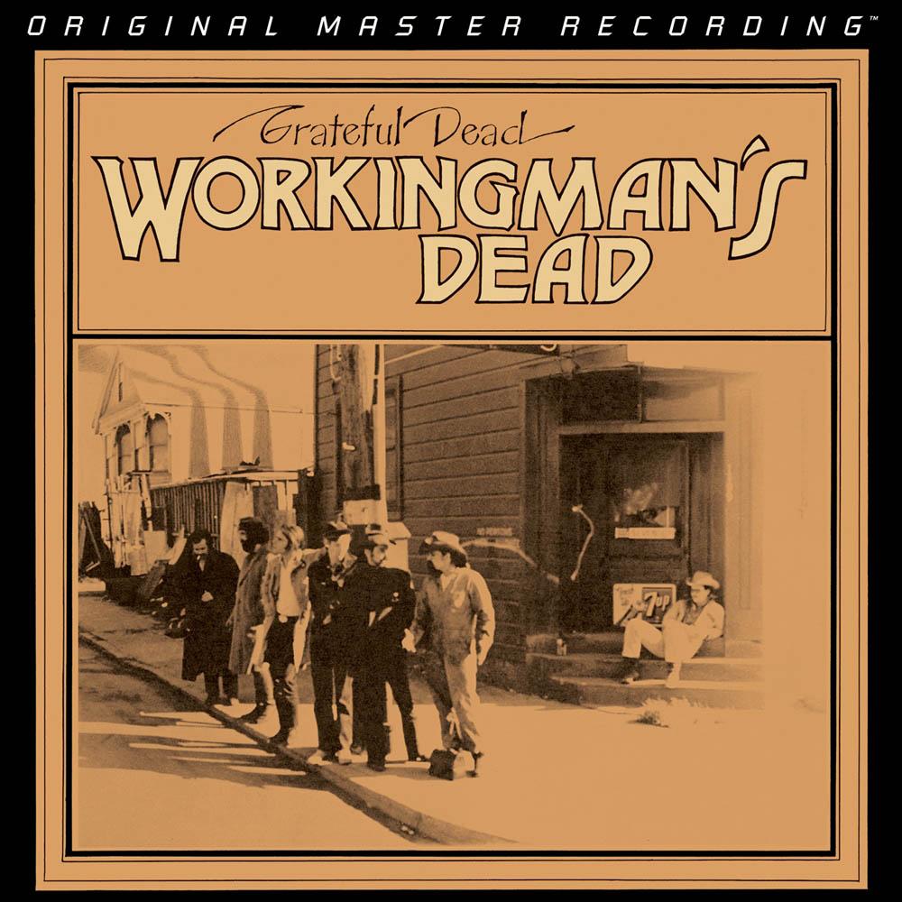 Workingman's Dead, cover