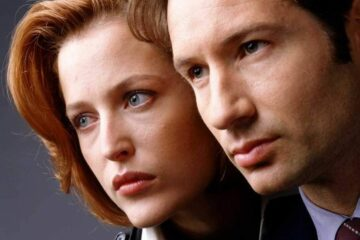 X-Files/promo