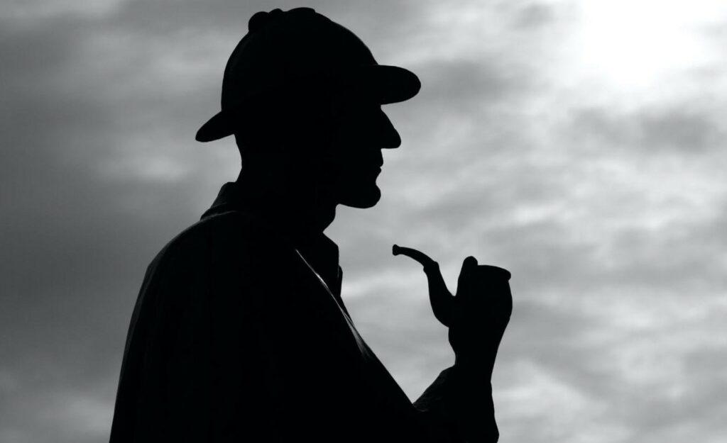 Šerlok Holms/ilustracija