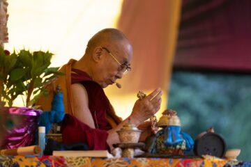 Dalaj lama/Photo: facebook@DalaiLama