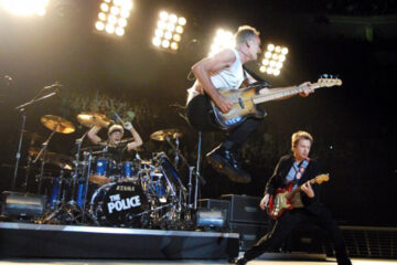 The Police/Photo: facebook@thepolice