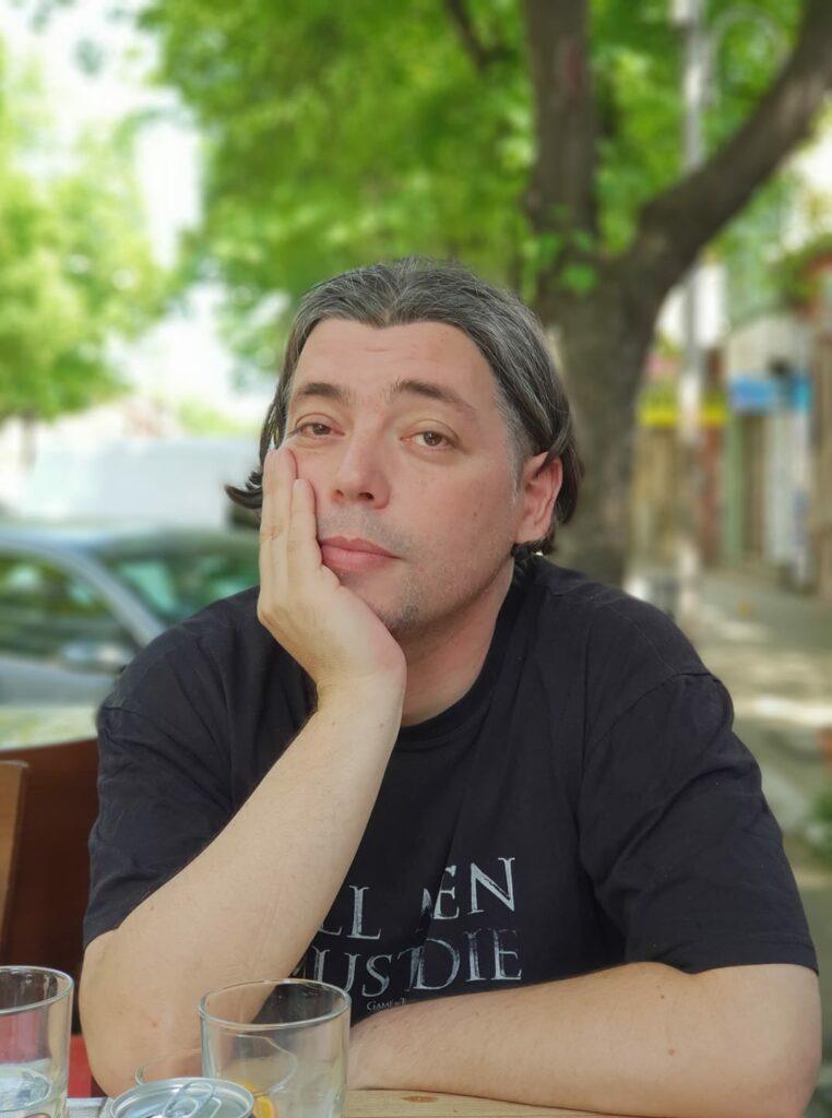 Dejan Stojiljković/Photo: Milan Jovanović Strongman
