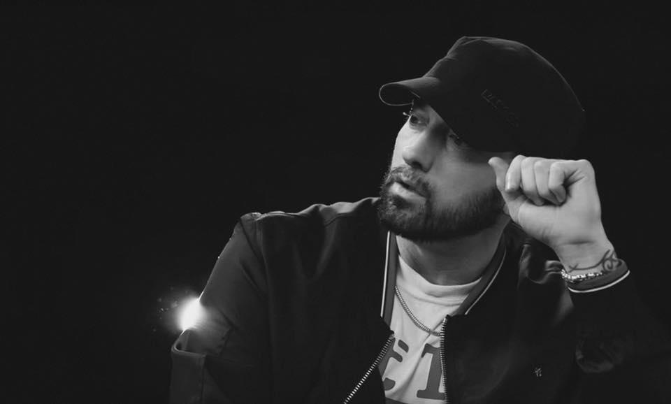 Eminem/Photo: facebook@eminem