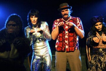 Mighty Boosh/Photo: promo