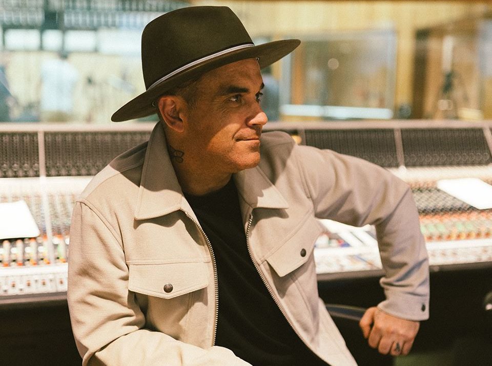 Robi Vilijams/Photo: facebook@robbiewilliams