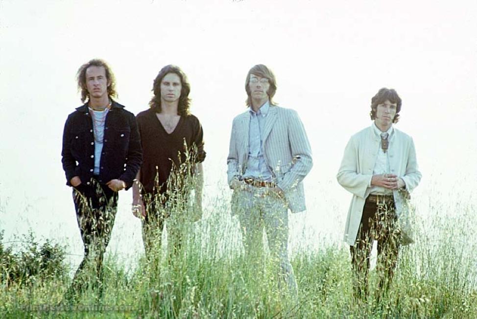 The Doors/Photo: facebppk@thedoors