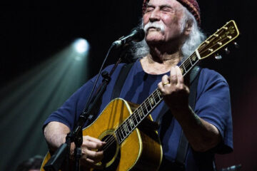 Dejvid Krozbi/Photo: facebook@OfficialDavidCrosby