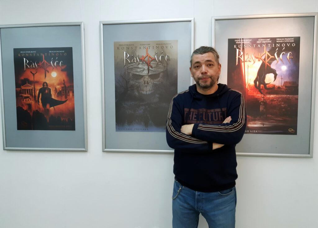 Dejan Stojiljković/Photo: System Comics