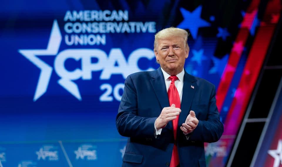 Donald Tramp/Photo: facebook@Donald J. Trump