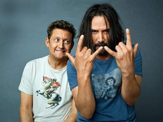Bill and Ted Face the Music/Photo: Promo