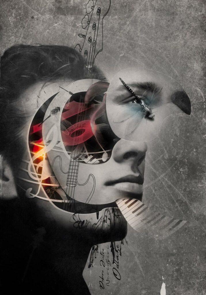 Album cover/ Photo: Tiana Marjanović