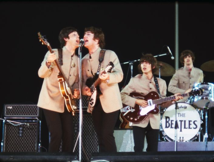 The Beatles/Photo: MegaComFilm promo