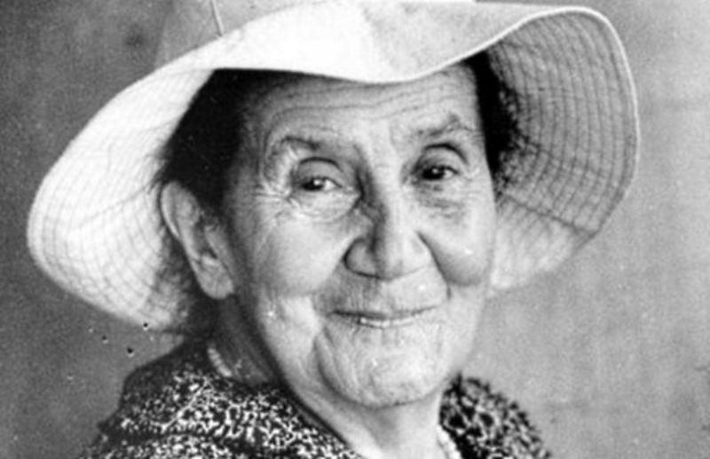 Desanka Maksimović/Photo: wikipedia.org