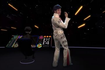 Elvis from outer Space/printscreen