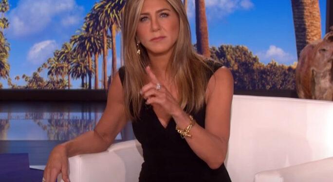 Dženifer Aniston/Photo: YouTube printscreen