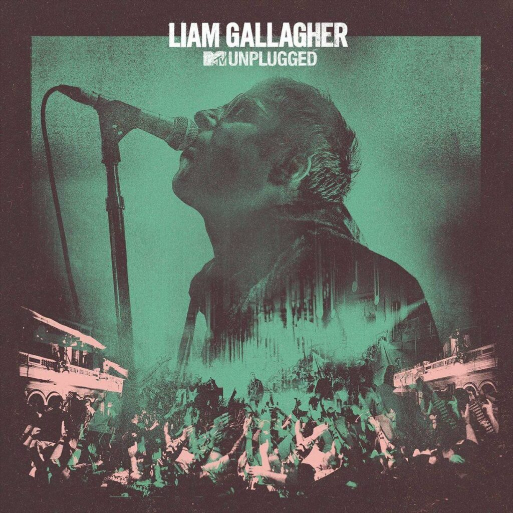 Liam galager, MTV Unplugged, cover
