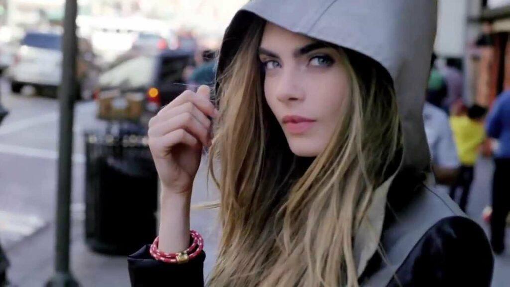 Kara Delvinj/Photo: YouTube printscreen