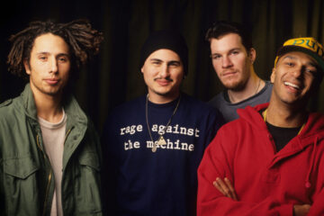 Rage Against the Machine/Photo: press promo