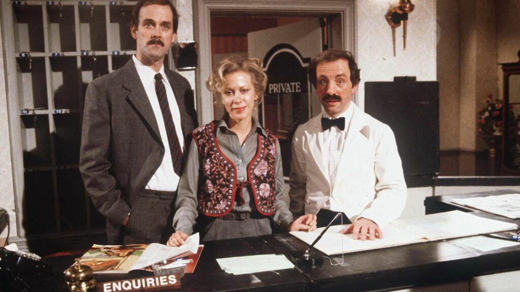 Fawlty Towers/Photo: promo