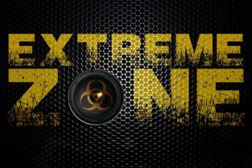 Extreme Zone. logo