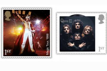 Queen stapms/Photo: printscreen