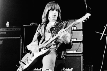 Džoni Ramon/Photo: facebook@JohnnyRamone
