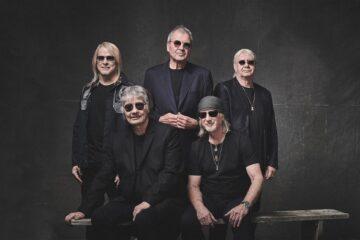 Deep Purple/Photo: facebook@officialdeeppurple/Ben Wolf