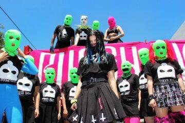 Pussy Riot/Phot: facebook@wearepussyriot