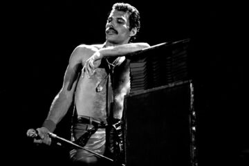 Fredi Merkjuri/Photo: facebook@freddiemercury