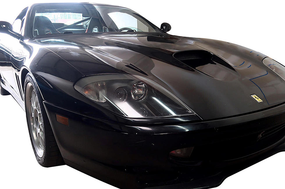 2000 Ferrari 5500/Photo: gottahaverockandroll.com